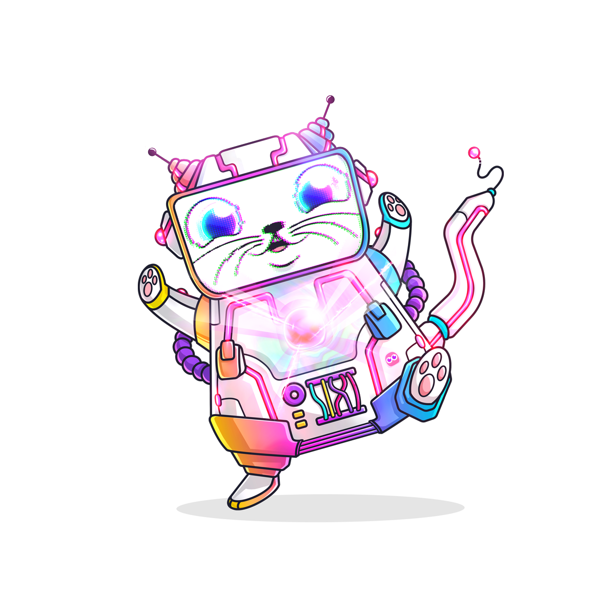 cryptokitty #1850